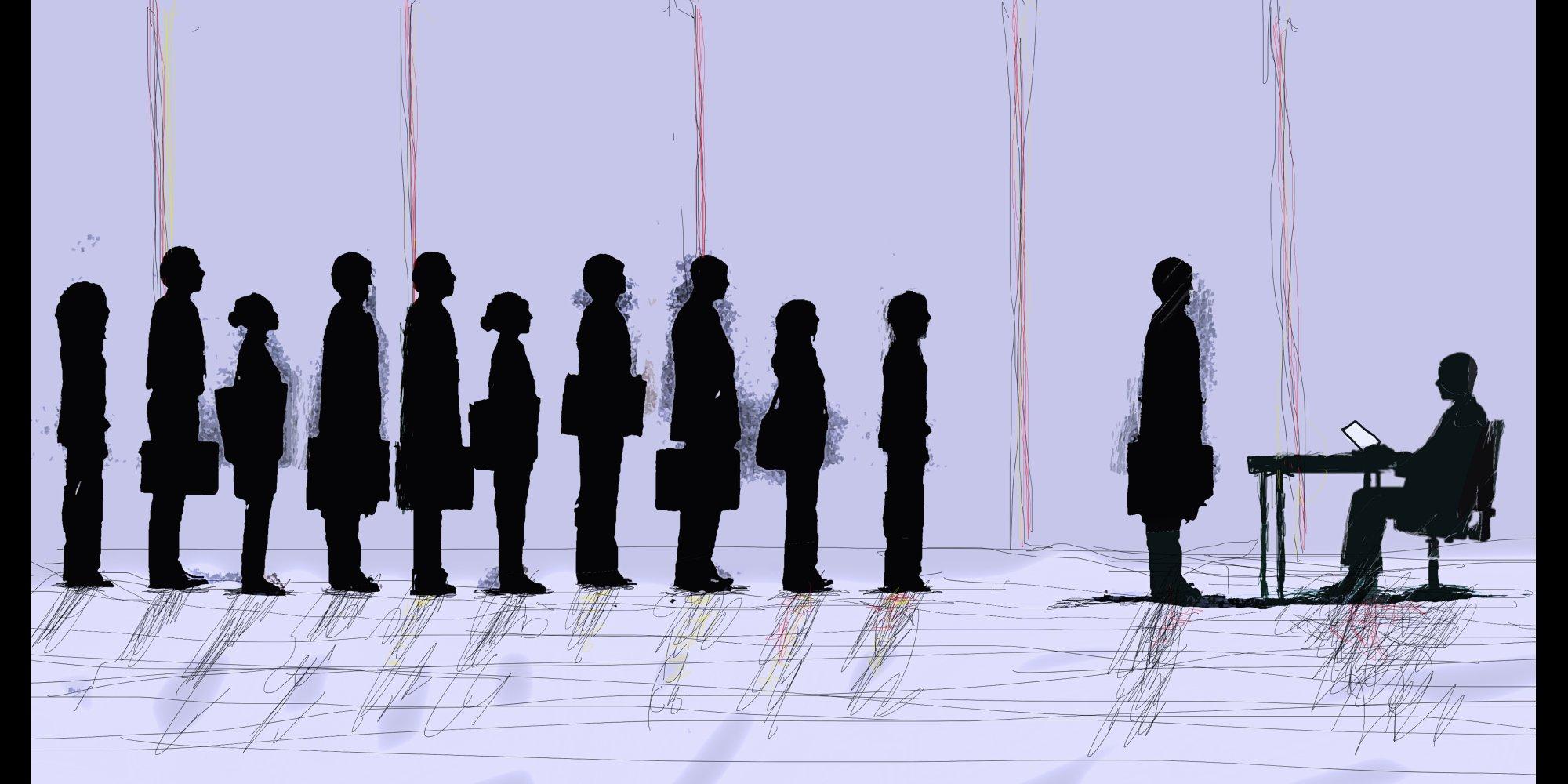 Brezposelnost še naprej upada