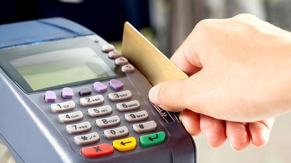 Nič več nadomestil za kartična plačila