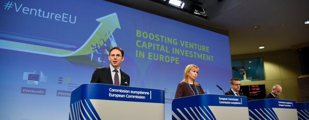 410 milijonov evrov za mlada podjetja