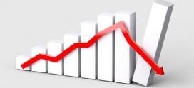 Slovenska gospodarska rast bo stopila na zavoro