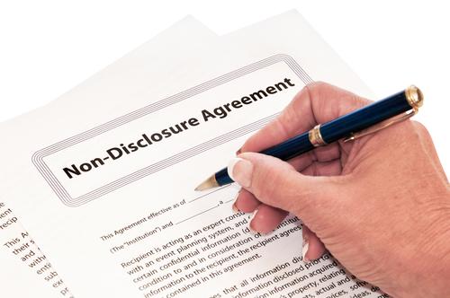Pogodba o nerazkrivanju informacij