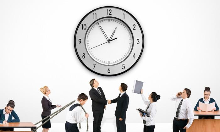 Skrb za delovni čas