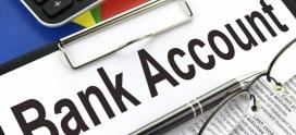 Prijavite bančne račune v tujini